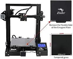 Oficial Creality Impresora 3D Ender 3 Pro con Placa de Vidrio ...