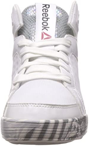 Reebok M45495, Scarpe da Ballo Donna Bianco, Bianco (Weiß