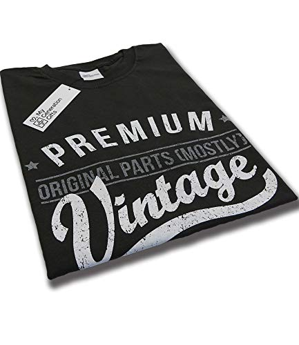 c38a1bff2 1969 Vintage Year - Aged To Perfection - 50th Birthday Gift / Present Mens T -Shirt