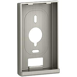 KOHLER K-99694-BN DTV Plus Interface Mounting Bracket, Vibrant Brushed Nickel