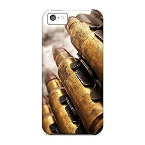 New Arrival Premium 5c Case Cover For Iphone (ammo)