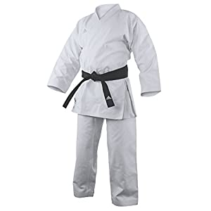 Adidas K380 Wkf Approved Karate Elite Kata Gi – 130Cm K380 Wkf Approved Karate Elite Kata Gi – 130Cm, 130