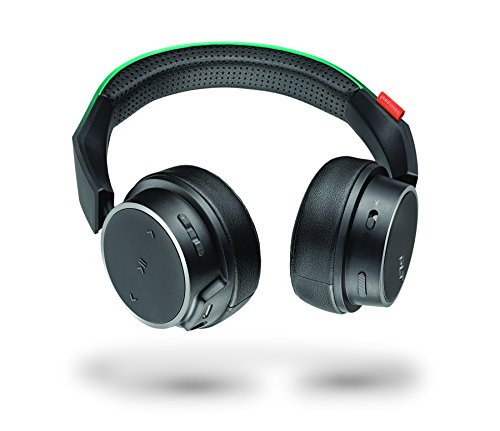 Plantronics BackBeat FIT 500 On-Ear Sport Headphones, Wireless Headphones with Sweat-Resistant Nano-Coating Technology by P2i, Teal by Plantronics (Image #2)