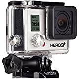 GoPro HERO3+ Black Edition Adventure Camera (Discontinued by Manufacturer) (Certified Refurbished)
