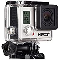 GoPro HERO3+ Black Edition Adventure Camera (Discontinued...