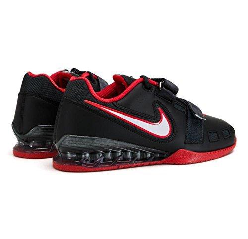 df20408e719c4 Amazon.com | NIKE Romaleos 2 Power Lifting Shoes - Black/White ...