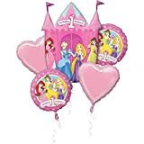 Disney Princess 1st Balloon Bouquet