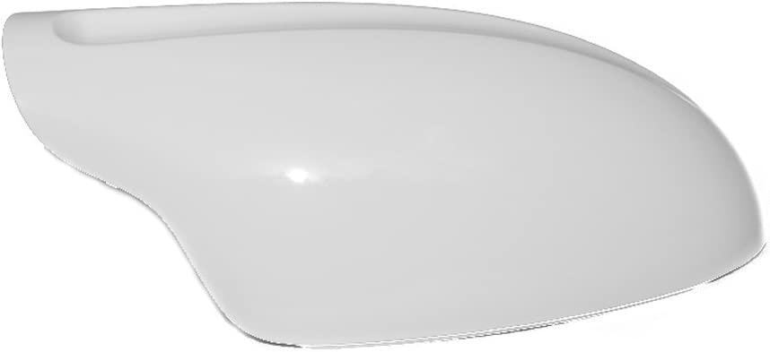 MotorKing TM1032CV-R-EY1 Passenger Side Mirror Cap Cover Fits for 02-06 Nissan Altima