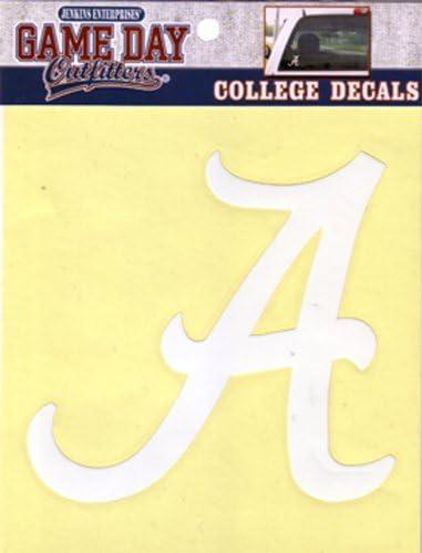 NCAA Alabama Crimson Tide Window Decal//Stickers