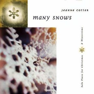 Jeanne Cotter-Many Snows-CD-FLAC-1993-FLACME Download