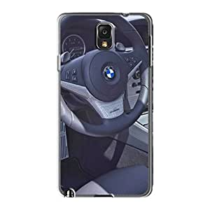 Excellent Hard Phone Cover For Samsung Galaxy Note 3 (AOG4340srfq) Allow Personal Design Beautiful Silver Ac Schnitzer Bmw Acs5 Touring Dashboard Series