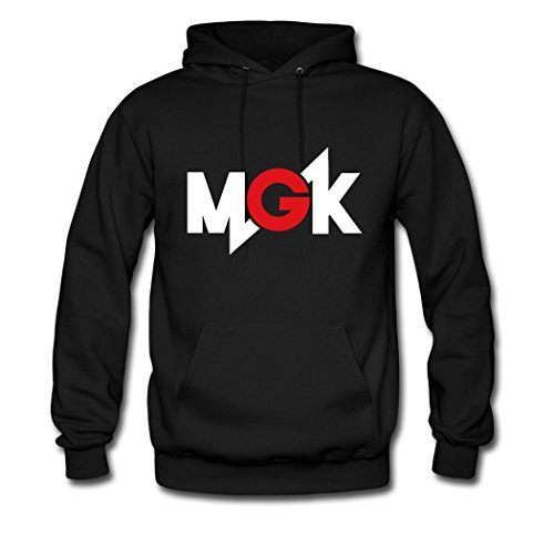 Men Machine Gun Kelly MGK Adult Hooded Sweatshirt S