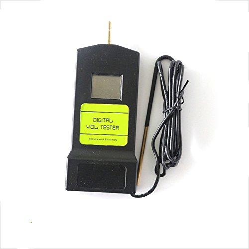Electric Fence Digital Volt Meter Electric Fence Tester For Charger Electric Fence Energizer 9.9KV