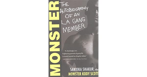 Monster the autobiography of an la gang member livros na amazon monster the autobiography of an la gang member livros na amazon brasil 9780802141446 fandeluxe Gallery