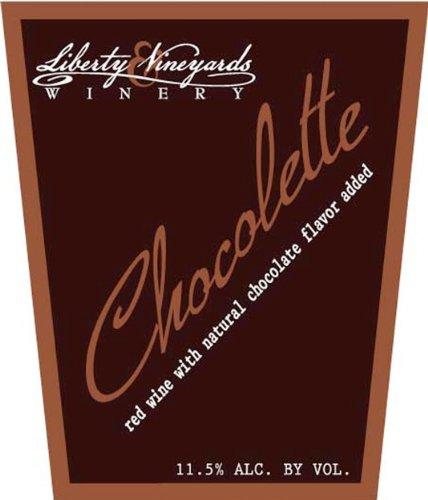 NV Liberty Vineyards & Winery Chocolette 500mL