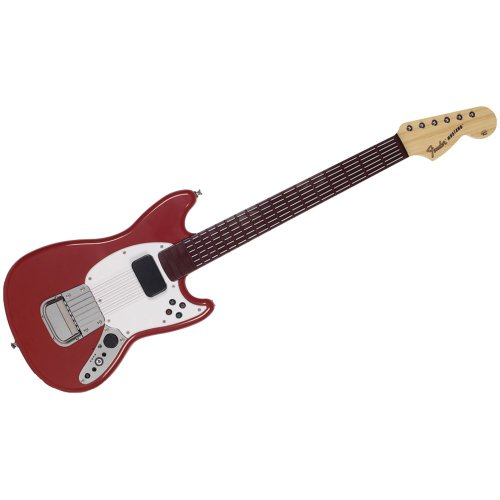 (Rock Band 3 Wireless Fender Mustang PRO-Guitar Controller for PlayStation 3)