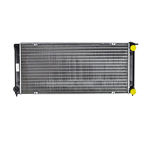 JSD A002 M/T MT Radiator Without A/C for Volkswagen 1984-1992 Golf Jetta Scirocco 1.6 1.8 2.0L L4 4Cyl Ref# CU1098