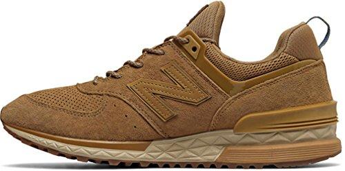 Balance New Brown Herren Ml574v2 Sneaker OSXSnqfzU