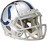 Riddell Chrome Alternate NFL Speed Authentic Mini Size Helmet Indianapolis Colts