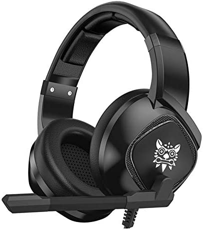 Almencla Surround Stereo Sound Noise Reduction Gaming Headset for PC New Xbox One