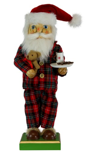(Nighttime Santa Claus Nutcracker [12320] )