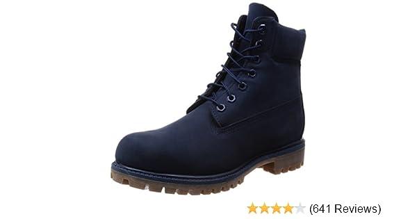 ab9bd85f36 Amazon.com | Timberland Men's 6-Inch Premium Waterproof Boot | Oxford &  Derby