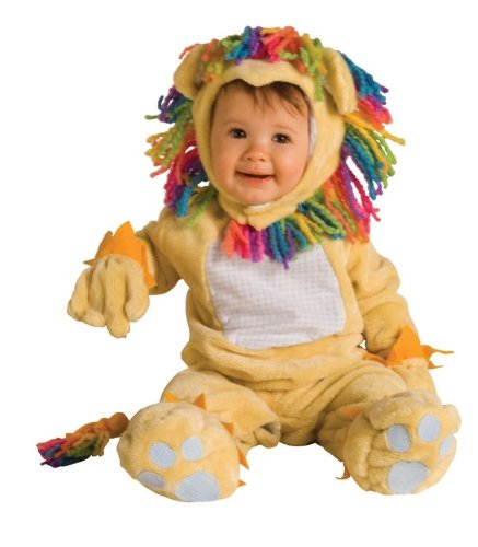 Fearless Lil' Lion Costume - Infant