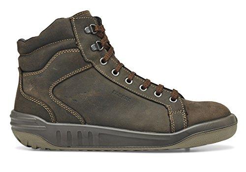 Parade 07JIKA**28 55- Zapatos de seguridad, alto, color marrón, marrón, 07JIKA**28 55 PT46