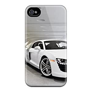 Premium Tpu Audi R8 2011 Cover Skin For Iphone 5/5s by ruishername