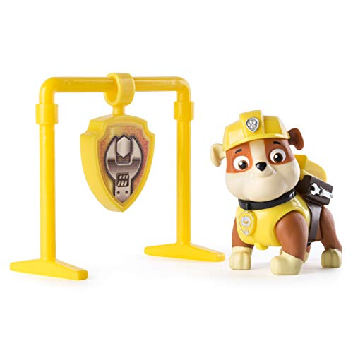 Paw Patrol - Pull Back Pup - Escombros