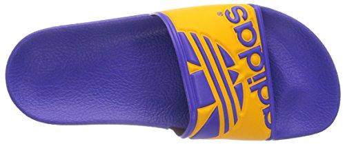 Plage Collegiate Piscine Performance Adulte Flash Mehrfarbig Night adidas Multicolore Trefoil Mixte Gold S15 Et Adilette S15 Night Flash XpHWxOS