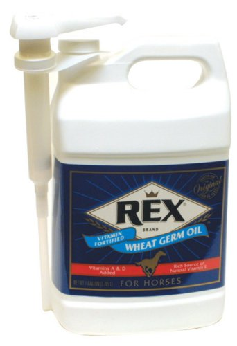 Rex Wheat Germ Oil - Gallon