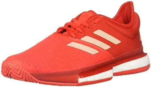 725a9c77f01a4 Shopping adidas - Prime Wardrobe Eligible - Red - Shoes - Women ...