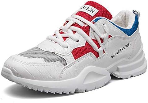 YZWD Zapatillas Running Hombre Ofertas Aire Libre Y Deporte Transpirables Casual Zapatillas De Deporte Deportivas Transpirables Para Hombres, Zapatillas Deportivas Que Absorben Los Golpes 8 B: Amazon.es: Zapatos y complementos