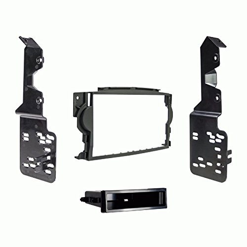 Metra 99-7815B Single DIN Dash Kit For 2004-2008 Acura TL