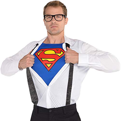 Suit Yourself Superman Clark Kent Costume Accessory