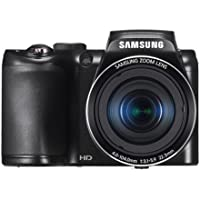 Samsung Wb100 Digital Camera (Black)