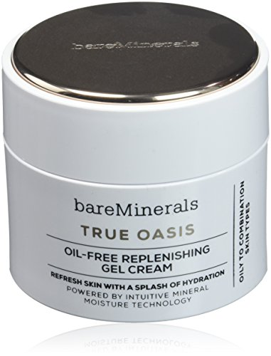 Daily Replenishing Cream (bareMinerals True Oasis Oil-Free Replenishing Cream, 1.7 Ounce)