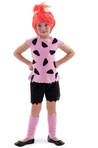 Girls Pebbles Flintstone Costumes (The Flinstones Pebbles Child Costume Size: Large (10-12))