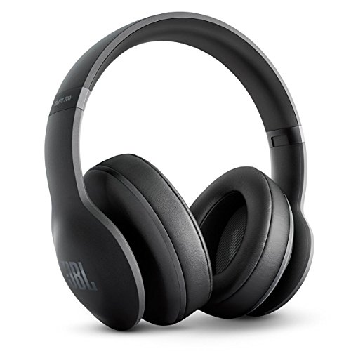 JBL Everest Elite 700 NXTGen Noise-Canceling Bluetooth Around-Ear Headphones (Black)