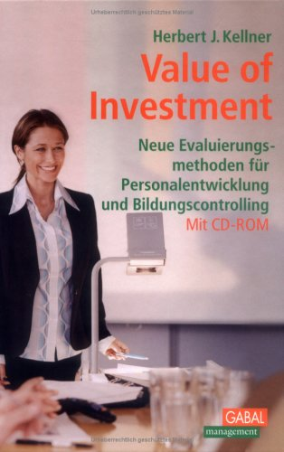 Value of Investment