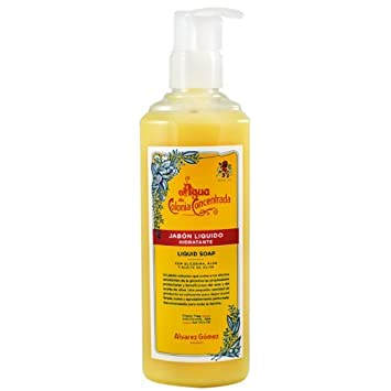 Liquid Soap 300ml liquid soap by Agua de Colonia Concentrada by Alvarez Gomez