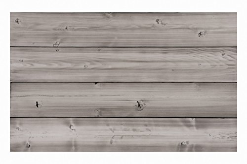 (Skiplap 851077008020 Beach House Rustic Real Wood T&G Wall Paneling)