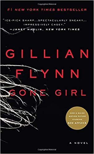 Image result for gone girl book