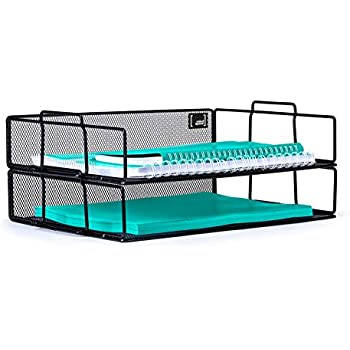 Groovy Amazon Com 11X17 Wire Basket Desk Tray Office Products Home Interior And Landscaping Transignezvosmurscom