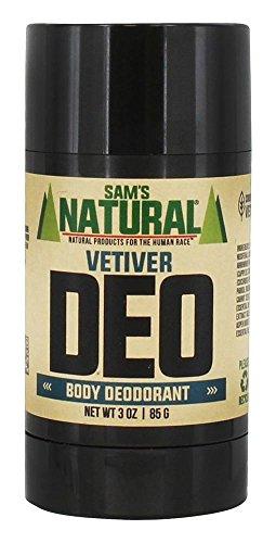 Sams Naturals Deodorant Stick Vetiver product image