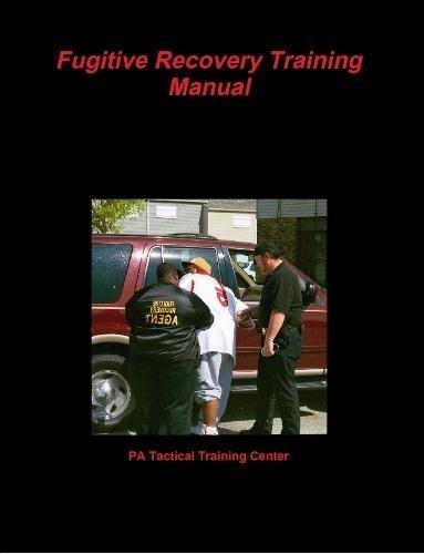 Fugitive Recovery Training Manual PDF