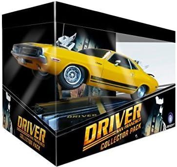 Driver San Francisco Collector Pack: Amazon.es: Videojuegos