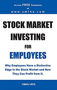 Stock Market Investing for Employees (English Edition) de [Vats, Vibhu]