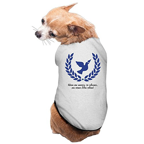 PPPLIN Effects Of War On Children Invisible Puppy Dog Sweater